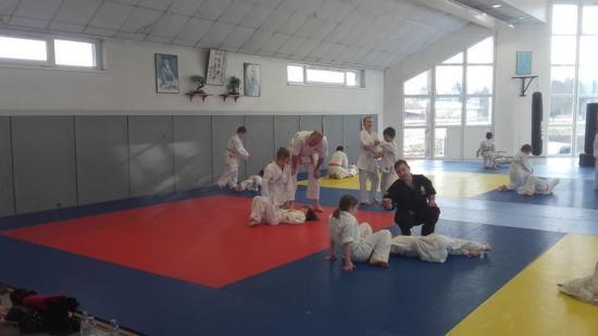 Club arts martiaux Soufflenheim Alsace