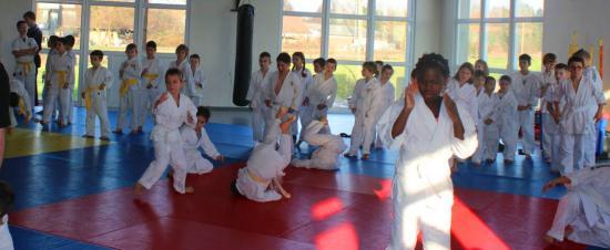 Arts martiaux Soufflenheim gosh judo40