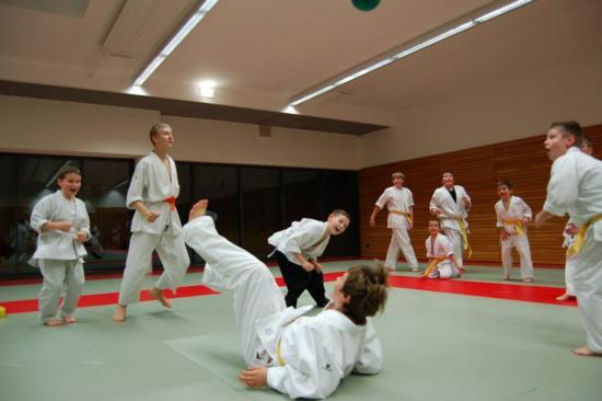 cours enfants sports arts martiaux 37