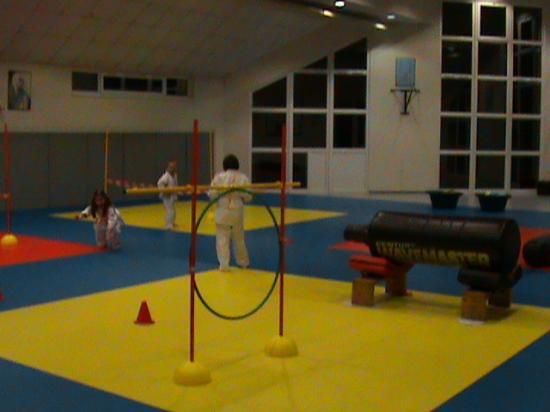 Cours enfants d'arts martiaux a soufflenheim