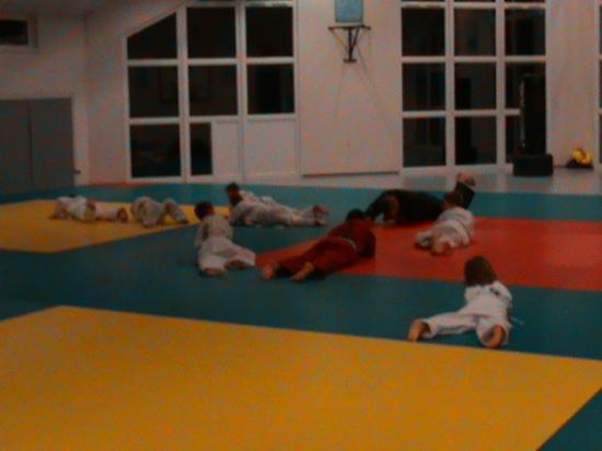 Exercice de moticité pour enfants