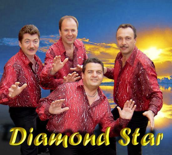 l'orchestre des Diamond Sar
