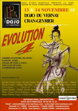 Stage Evolution 4