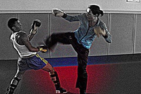 Stage estival de boxe Muay Thaï