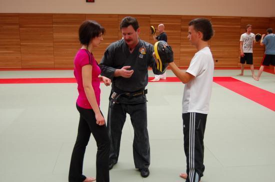 self defense drusenheim