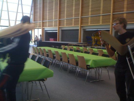 Diner dansant du 02 avril 2011