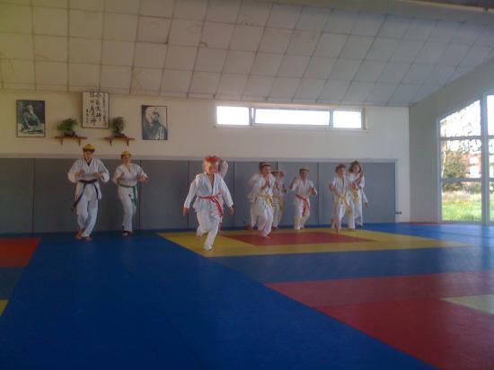 entrainement enfant Goshin-Système