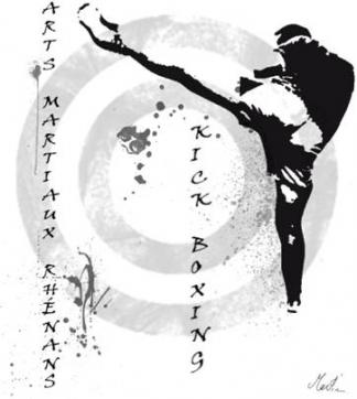 logo de la section Kick-Boxing