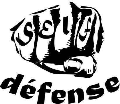 Logo de la section Self-Défense