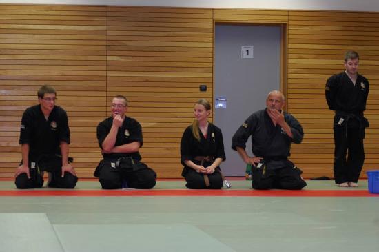 Passage grade arts martiaux drusenheim 00