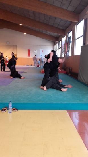 stage arts martiaux Soufflenheim à Annecy 14