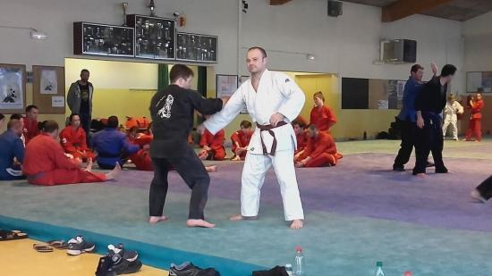stage arts martiaux Soufflenheim à Annecy 18