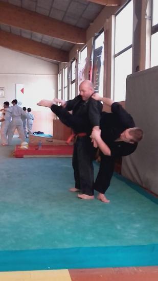 stage arts martiaux Soufflenheim à Annecy 20