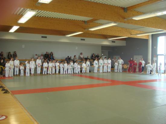Tous sur le tatami (1)