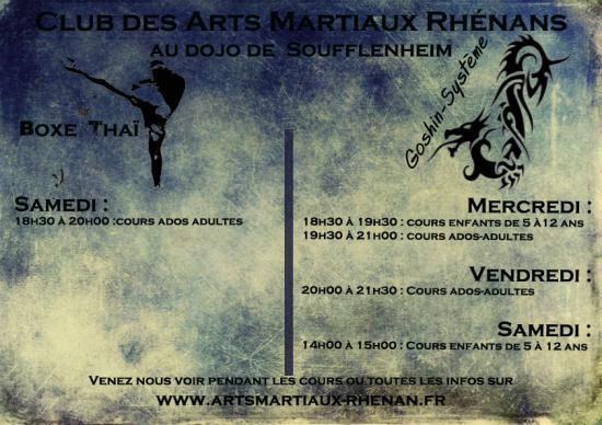 2016 2017 arts martiaux soufflenheim horaires 00
