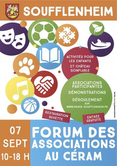 Affiche forum_Association_2019_Soufflenheim