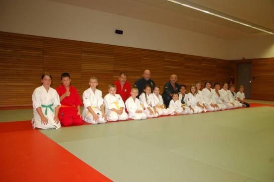 Arts martiaux drusenheim enfants