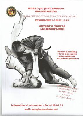 Challenge enfants goshin jujitsu schweighouse soufflenheim